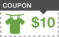 Clothesline Coupon 10