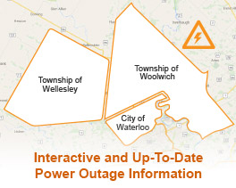 Interactive and Up-To-Date Power Outage Information