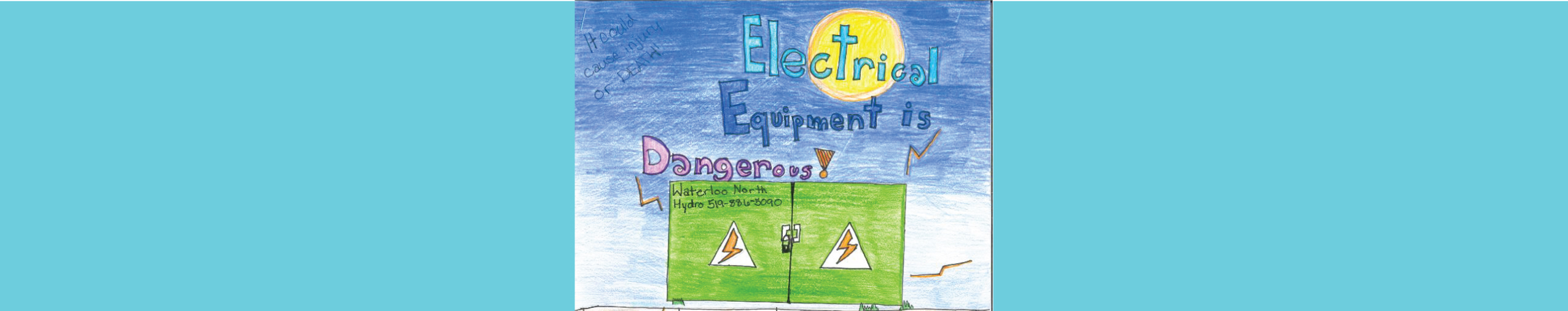 Electrical Equipment Can Be Dangerous