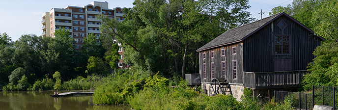 uptown waterloo grist mill